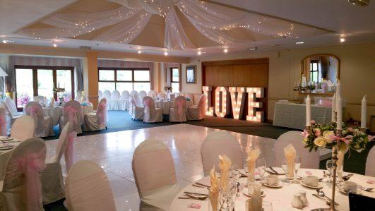 Venue Dressing Wedding Concepts By Lisa Maria